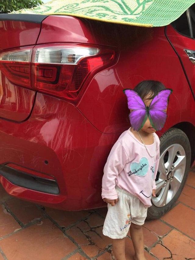 Bắt được kẻ phá hoại ô tô, chủ xe đau đầu tìm cách giải quyết vì đối tượng có bảo kê đặc biệt - Ảnh 2.