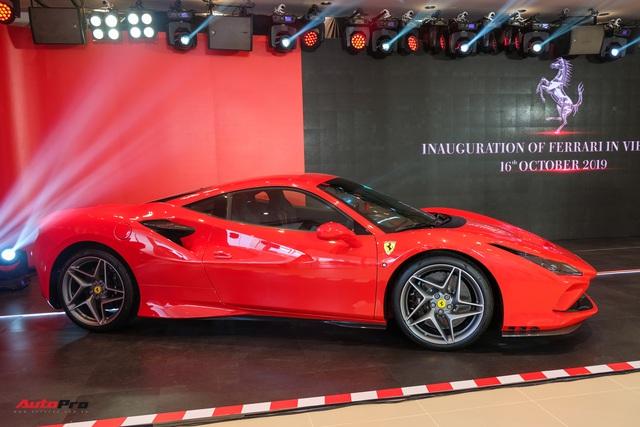 Đánh giá nhanh Ferrari F8 Tributo giá đồn đoán 30 tỷ đồng - siêu xe khiến nhiều đại gia Việt thèm muốn - Ảnh 4.