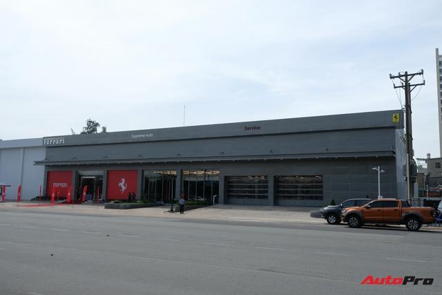 Showroom Ferrari chính hãng khai trương tại Việt Nam nhưng mới chỉ bán siêu xe cũ - Ảnh 2.