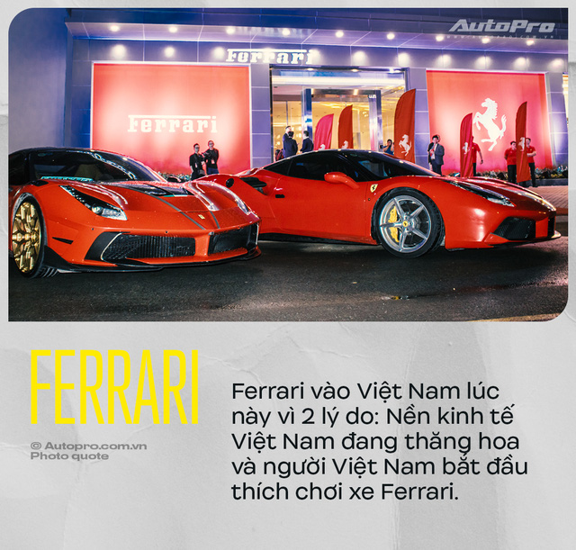 Ferrari bật mí lý do bán xe cũ trước, tiết lộ 190 bước kiểm tra và cách chiều đại gia Việt để bán xe mới - Ảnh 1.