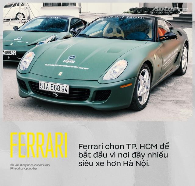 Ferrari bật mí lý do bán xe cũ trước, tiết lộ 190 bước kiểm tra và cách chiều đại gia Việt để bán xe mới - Ảnh 4.
