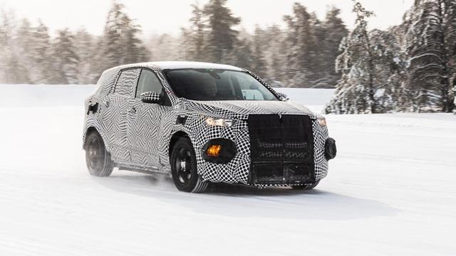 Ford hé lộ SUV Mustang với thiết kế… Escape đời cũ