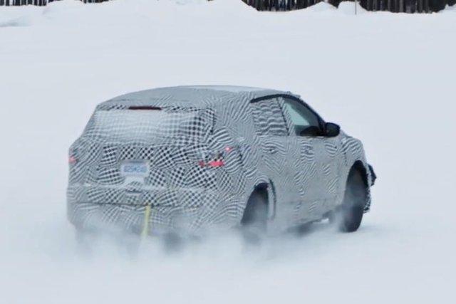 Ford hé lộ SUV Mustang với thiết kế… Escape đời cũ - Ảnh 2.