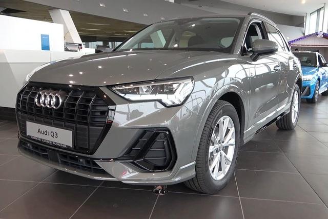 Audi ra mắt cùng lúc 6 xe mới tại Việt Nam - Cú chốt hạ tổng lực cuối năm đáp trả Mercedes-Benz và BMW - Ảnh 2.