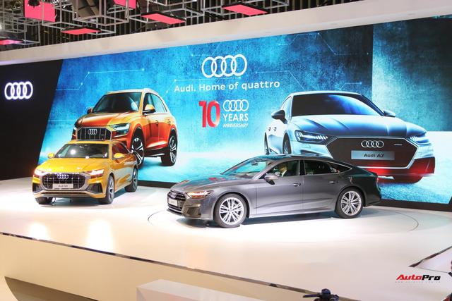 Audi ra mắt cùng lúc 6 xe mới tại Việt Nam - Cú chốt hạ tổng lực cuối năm đáp trả Mercedes-Benz và BMW - Ảnh 5.