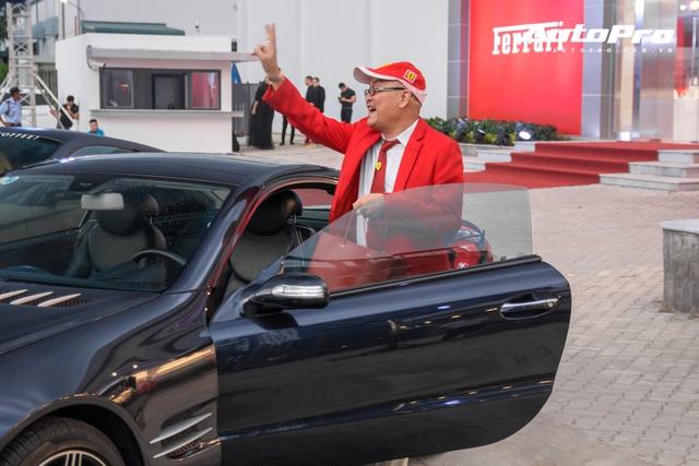 Dàn siêu xe, xe thể thao 100 tỷ của đại gia Việt tới dự lễ khai trương showroom Ferrari - Ảnh 5.