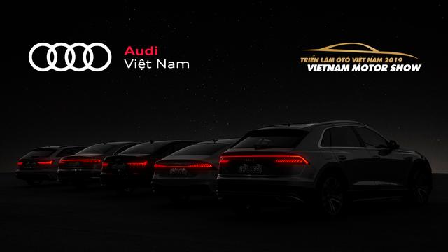 Audi ra mắt cùng lúc 6 xe mới tại Việt Nam - Cú chốt hạ tổng lực cuối năm đáp trả Mercedes-Benz và BMW - Ảnh 1.