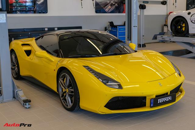 Dàn siêu xe, xe thể thao 100 tỷ của đại gia Việt tới dự lễ khai trương showroom Ferrari - Ảnh 11.