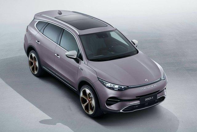 Mercedes nhận thiết kế xe cho đối tác Trung Quốc bị khách chê xấu phát hờn, may vẫn còn điểm níu kéo - Ảnh 2.