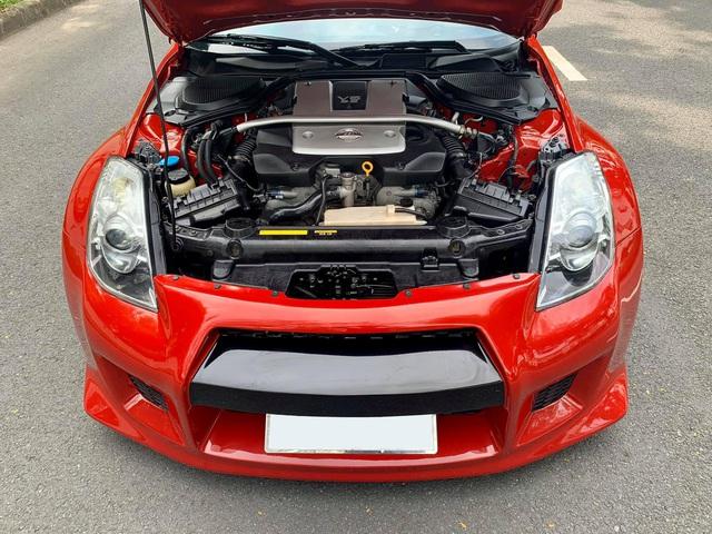 Bán xe 11 năm tuổi, chủ xe tự tin: Đẹp nhất trong tất cả Nissan 350Z tại Việt Nam - Ảnh 3.