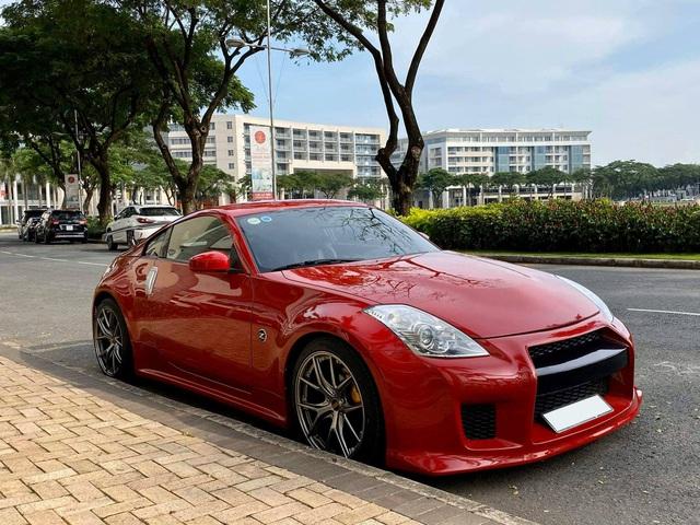 Bán xe 11 năm tuổi, chủ xe tự tin: Đẹp nhất trong tất cả Nissan 350Z tại Việt Nam - Ảnh 5.
