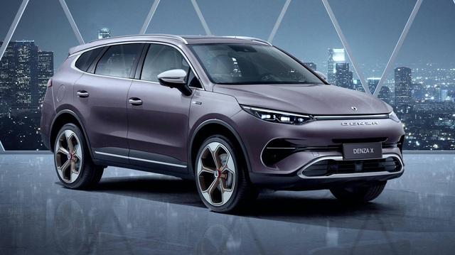 Mercedes nhận thiết kế xe cho đối tác Trung Quốc bị khách chê xấu phát hờn, may vẫn còn điểm níu kéo