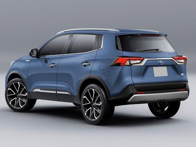 Toyota Rise - SUV mới đe doạ Ford EcoSport - Ảnh 1.