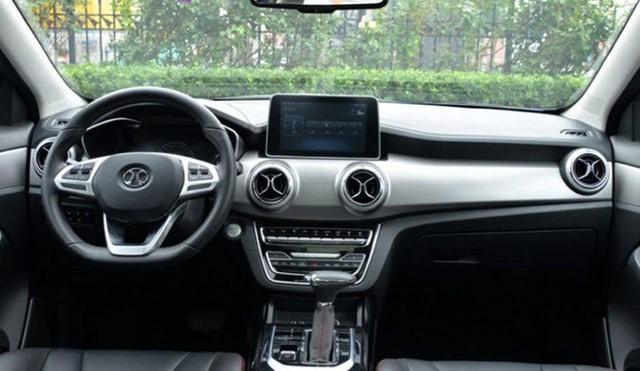 SUV Trung Quốc chốt giá ngang Toyota Vios số sàn, nhiều khách Việt 'chê' trang bị chưa xứng - Ảnh 2.