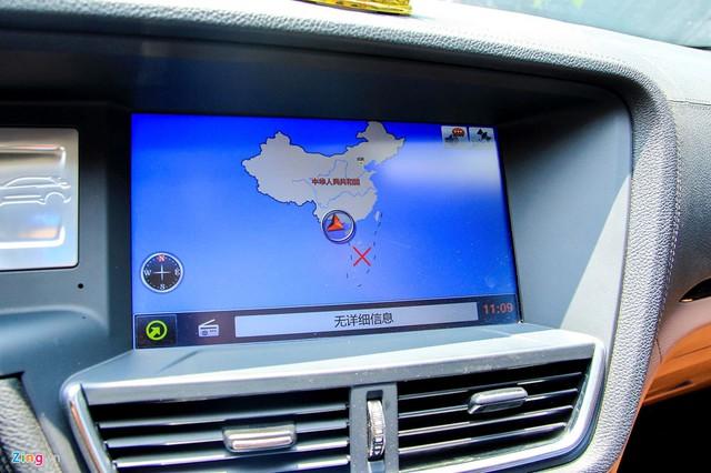 Nhà phân phối ô tô Trung Quốc lên tiếng về 'đường lưỡi bò' trên xe bán tại Việt Nam - Ảnh 1.