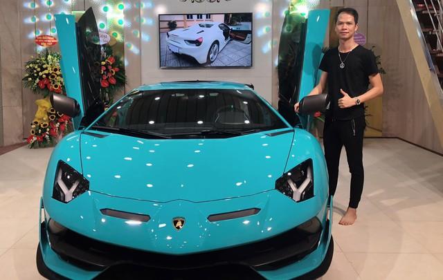 Khi Lamborghini Aventador đã trở nên phổ biến, đại gia Việt chi triệu USD sắm phiên bản đặc biệt - Ảnh 4.