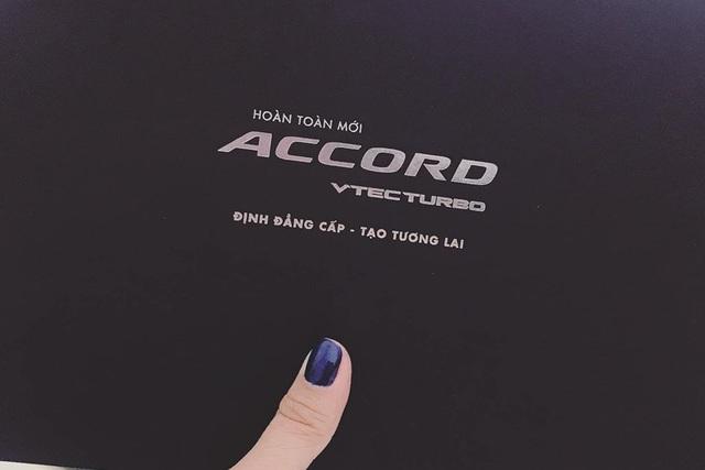 Đại lý 'nhá hàng' Honda Accord 2019, rục rịch tổ chức sự kiện ra mắt xe trước cả VMS - Ảnh 1.