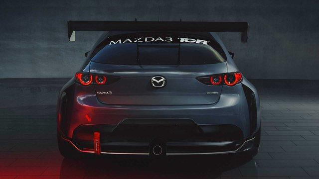 Mazda3 2020 bất ngờ có thêm phiên bản đường đua - Ảnh 5.