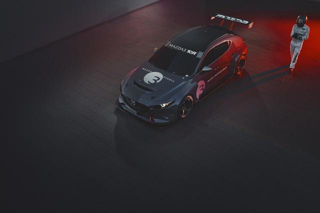 Mazda3 2020 bất ngờ có thêm phiên bản đường đua - Ảnh 2.