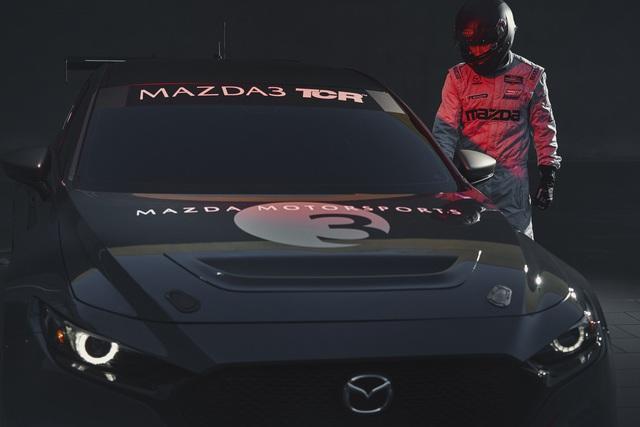 Mazda3 2020 bất ngờ có thêm phiên bản đường đua - Ảnh 4.