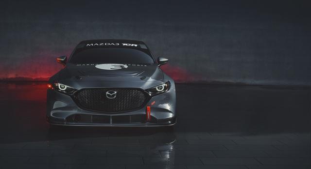 Mazda3 2020 bất ngờ có thêm phiên bản đường đua - Ảnh 1.