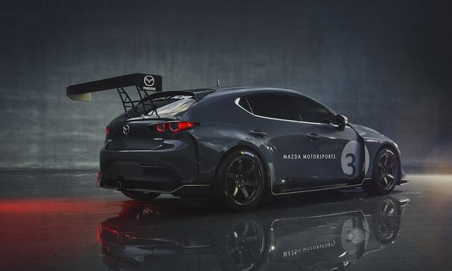 Mazda3 2020 bất ngờ có thêm phiên bản đường đua - Ảnh 6.
