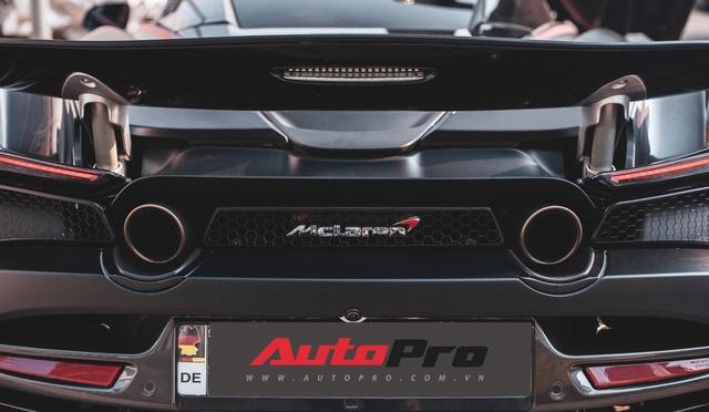 Đại gia Việt cần bỏ ra bao nhiêu tiền để sở hữu siêu xe McLaren 720S Launch Edition chạy lướt? - Ảnh 12.
