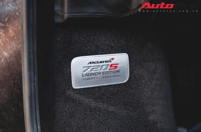 Đại gia Việt cần bỏ ra bao nhiêu tiền để sở hữu siêu xe McLaren 720S Launch Edition chạy lướt? - Ảnh 19.