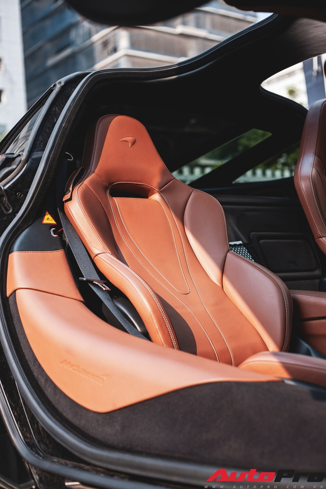 Đại gia Việt cần bỏ ra bao nhiêu tiền để sở hữu siêu xe McLaren 720S Launch Edition chạy lướt? - Ảnh 18.