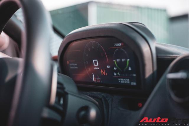 Đại gia Việt cần bỏ ra bao nhiêu tiền để sở hữu siêu xe McLaren 720S Launch Edition chạy lướt? - Ảnh 14.