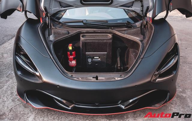 Đại gia Việt cần bỏ ra bao nhiêu tiền để sở hữu siêu xe McLaren 720S Launch Edition chạy lướt? - Ảnh 6.