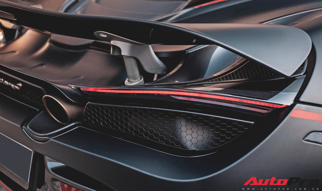 Đại gia Việt cần bỏ ra bao nhiêu tiền để sở hữu siêu xe McLaren 720S Launch Edition chạy lướt? - Ảnh 11.