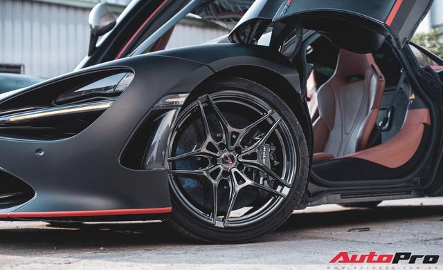 Đại gia Việt cần bỏ ra bao nhiêu tiền để sở hữu siêu xe McLaren 720S Launch Edition chạy lướt? - Ảnh 7.