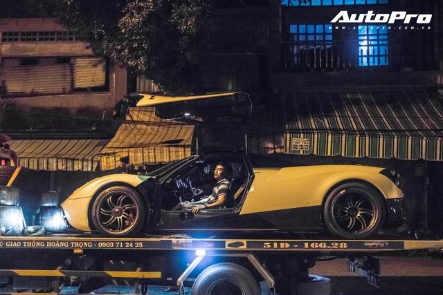 Dàn siêu xe khủng của doanh nhân Minh Nhựa quay trở về Sài Gòn sau chuyến du lịch dài ngày - Ảnh 3.