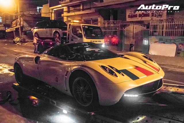 Dàn siêu xe khủng của doanh nhân Minh Nhựa quay trở về Sài Gòn sau chuyến du lịch dài ngày - Ảnh 2.