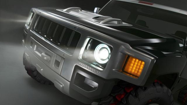 Hummer trước cơ hội hồi sinh, chế tạo cả bán tải đấu Ford F-150 Raptor