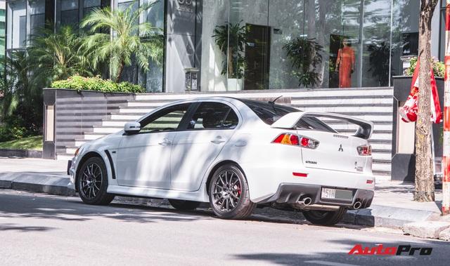 Bắt gặp Mitsubishi Lancer Evolution Final Edition độc nhất Việt Nam - giá ngang ngửa Ford Mustang GT - Ảnh 8.