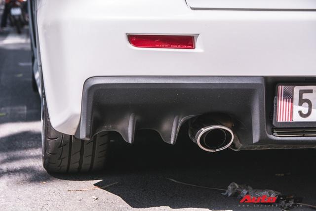 Bắt gặp Mitsubishi Lancer Evolution Final Edition độc nhất Việt Nam - giá ngang ngửa Ford Mustang GT - Ảnh 13.