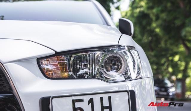 Bắt gặp Mitsubishi Lancer Evolution Final Edition độc nhất Việt Nam - giá ngang ngửa Ford Mustang GT - Ảnh 4.