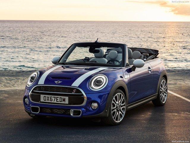 Top 5 mẫu ô tô đẹp nhất dành cho các chị em - Ảnh 1.