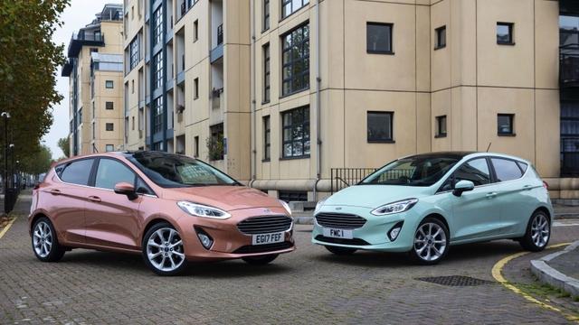 Top 5 mẫu ô tô đẹp nhất dành cho các chị em - Ảnh 4.