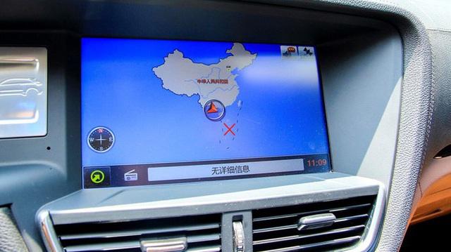 Ô tô Trung Quốc sử dụng bản đồ 'đường lưỡi bò', Cục Đăng kiểm Việt Nam nói gì?