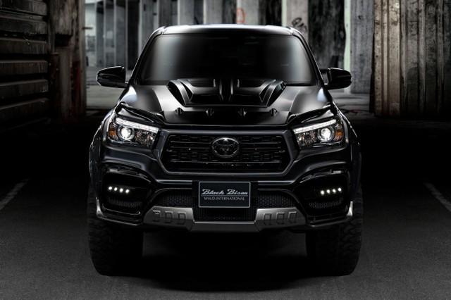 Toyota Hilux độ Wald hầm hố hơn Ford Ranger Raptor, giá gói nâng cấp ngang Kia Morning - Ảnh 2.