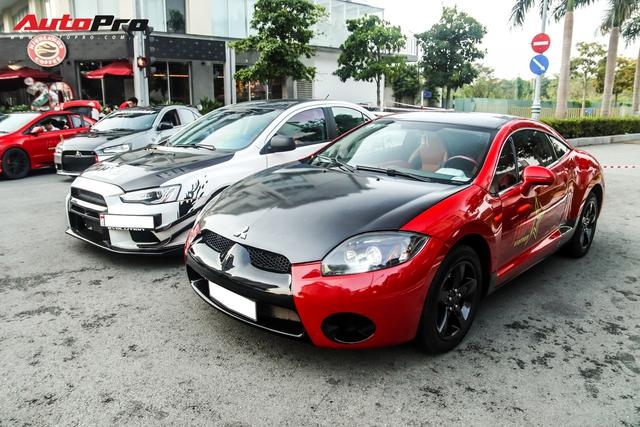 Hội chơi xe thể thao Nhật khuấy động Vũng Tàu, sự góp mặt của Cường Đô-la và siêu xe gây chú ý - Ảnh 8.
