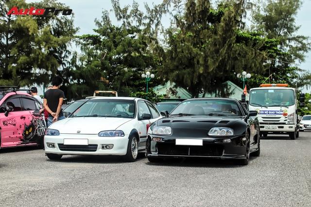 Hội chơi xe thể thao Nhật khuấy động Vũng Tàu, sự góp mặt của Cường Đô-la và siêu xe gây chú ý - Ảnh 19.