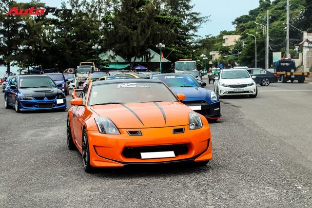Hội chơi xe thể thao Nhật khuấy động Vũng Tàu, sự góp mặt của Cường Đô-la và siêu xe gây chú ý - Ảnh 27.