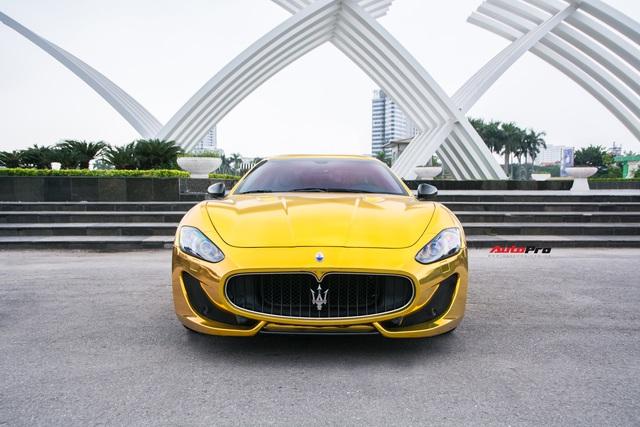 Chưa ra biển số, Maserati GranTurismo siêu lướt chào khách Việt với giá rẻ hơn 2,5 tỷ đồng so với mua mới - Ảnh 5.