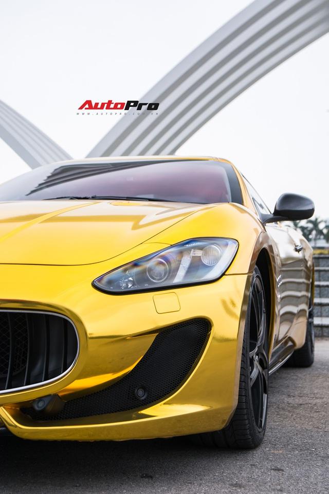 Chưa ra biển số, Maserati GranTurismo siêu lướt chào khách Việt với giá rẻ hơn 2,5 tỷ đồng so với mua mới - Ảnh 6.