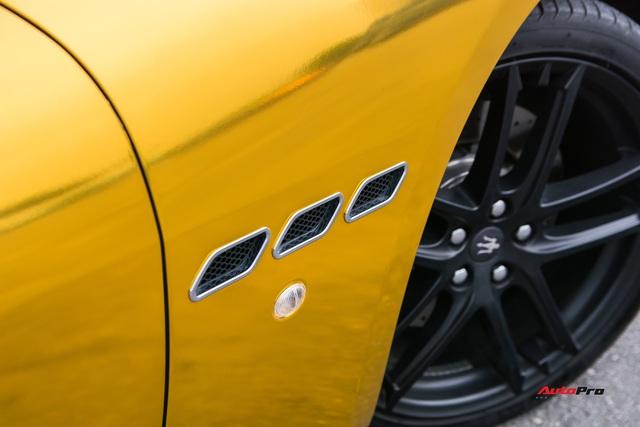 Chưa ra biển số, Maserati GranTurismo siêu lướt chào khách Việt với giá rẻ hơn 2,5 tỷ đồng so với mua mới - Ảnh 7.
