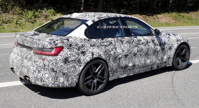Liệu đây có phải thiết kế BMW M3 mới? - Ảnh 2.